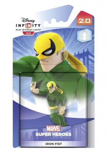 Disney Infinity 2.0: Marvel Super Heroes: Figurka Iron Fist (Spider-Man) OEM