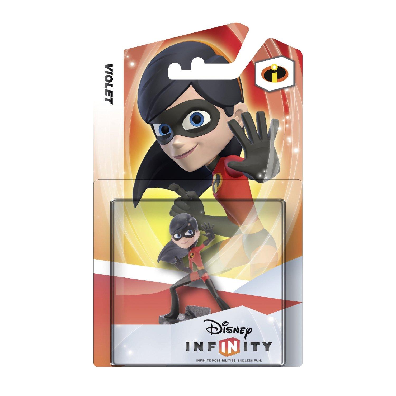 Disney Infinity: Figurka Violeta (Úžasňakovi) OEM