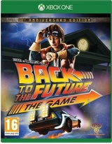 Back to the Future: The Game -30th Anniversary Edition (XOne)