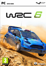 WRC: FIA World Rally Championship 6 (PC)