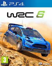 WRC: FIA World Rally Championship 6 (PS4)