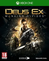 Deus Ex: Mankind Divided D1 Steelbook (XOne)