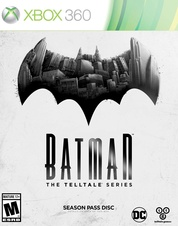 Batman: A Telltale Games Series (X360)