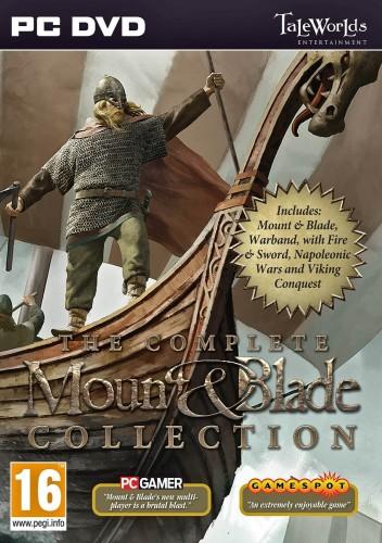 Mount & Blade Complete Collection (PC) Krabicová