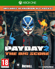 Payday 2 The Big Score (XOne)