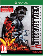 Metal Gear Solid V: The Definitive Experience (XOne)