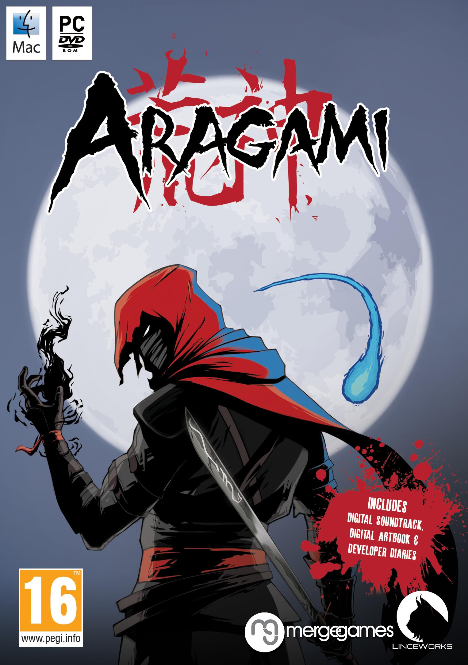 Aragami (PC) Krabicová