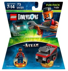 LEGO Dimensions Mr. T Fun Pack (71251 The A-Team)