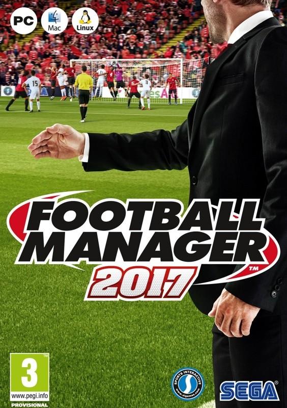 Football Manager 2017 (PC) Krabicová