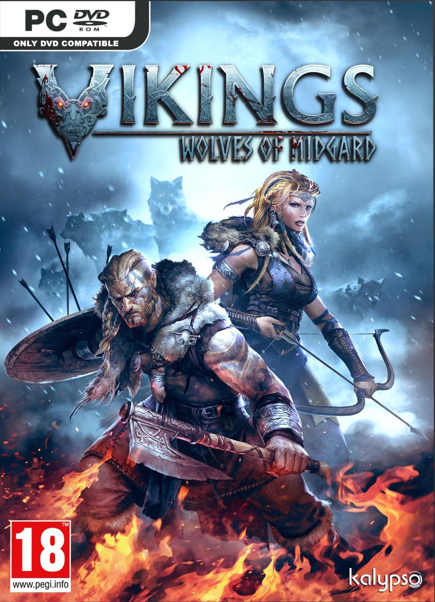 Vikings - Wolves of Midgard (PC) Krabicová