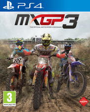 MXGP3 - The Official Motocross Videogame (PS4)