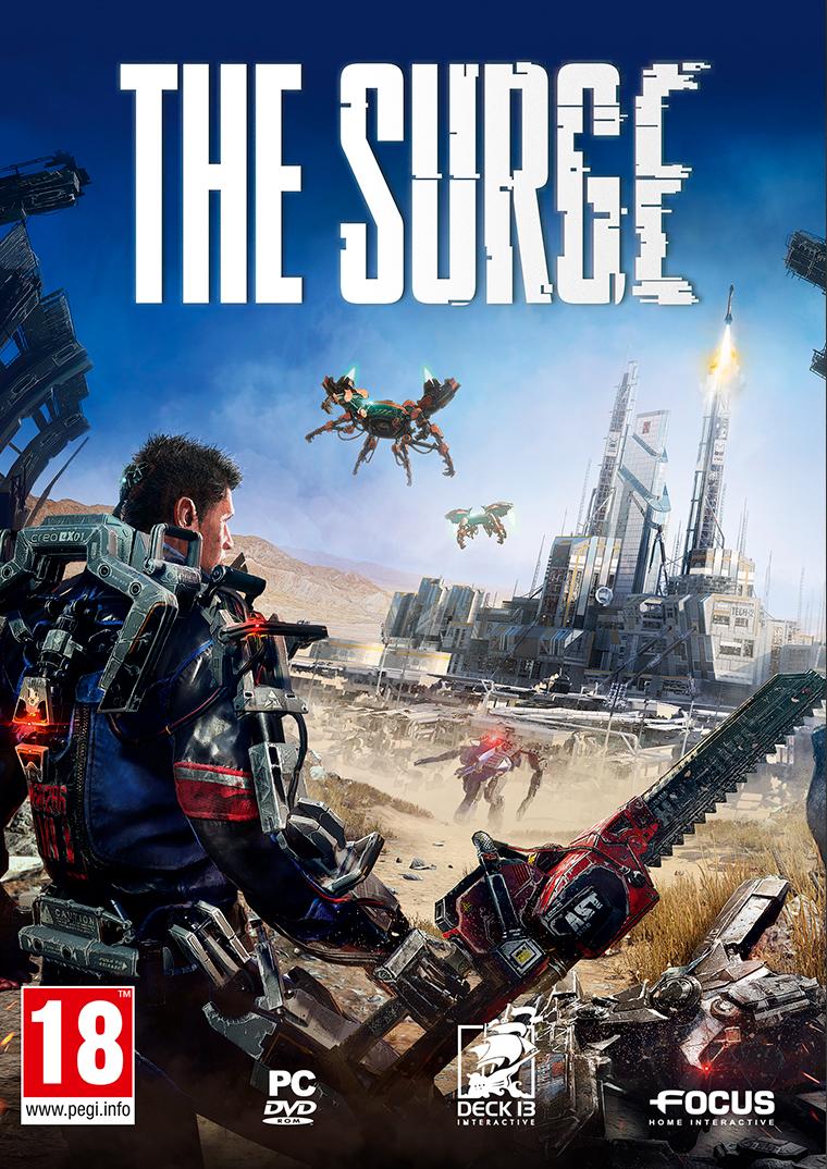 The Surge (PC) Krabicová