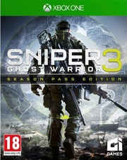 Sniper: Ghost Warrior 3 Stealth Edition (XOne)