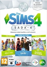 The Sims 4 Bundle Pack 4 (PC)