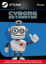 Cyborg Detonator (PC Steam)