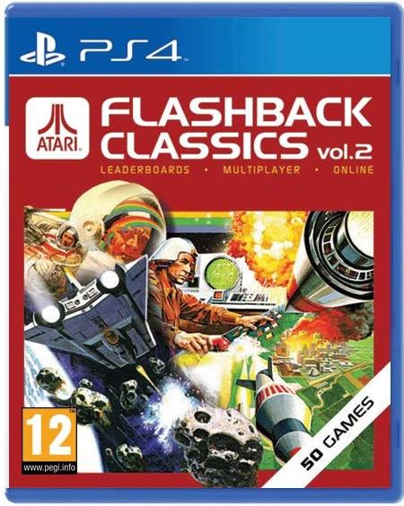 ATARI Flashback Classics Collection - Volume 2 (PS4)