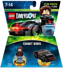 LEGO Dimensions Knight Rider Fun Pack (71286)