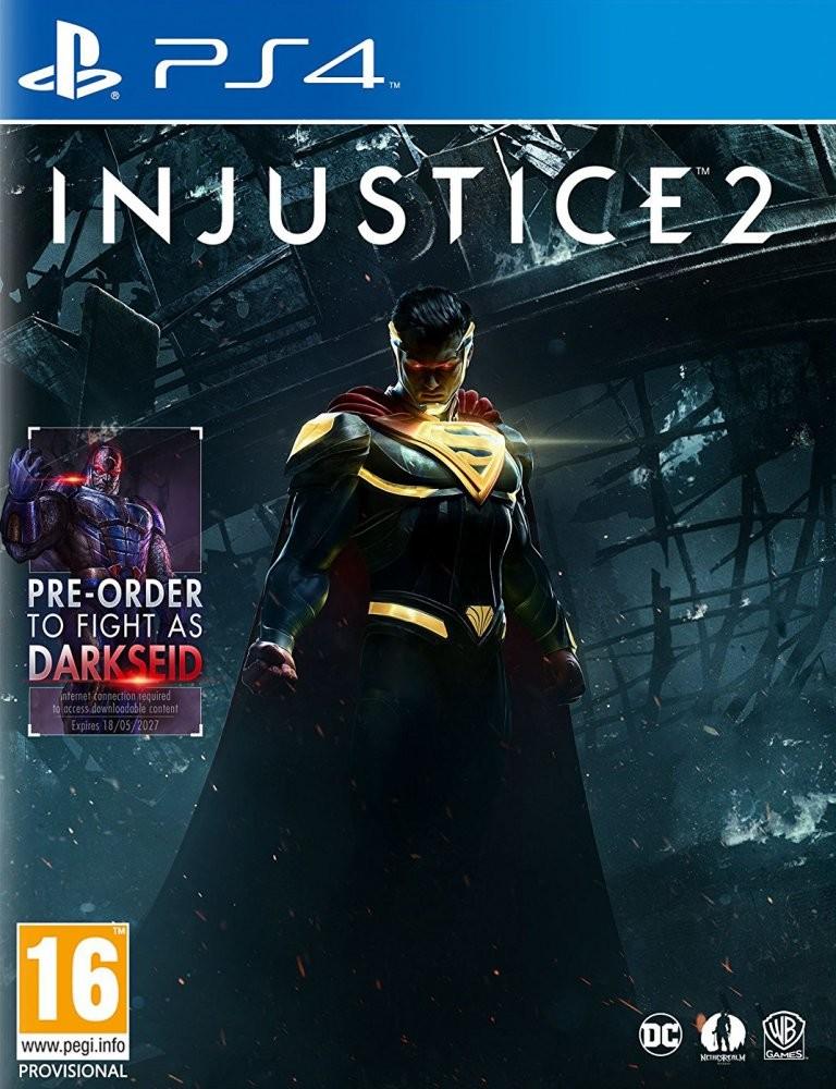 Injustice 2 (PS4) Krabicová