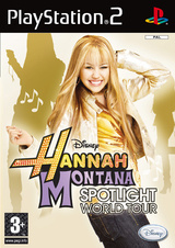 Hannah Montana: Spotlight World Tour (PS2)