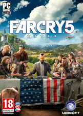 Far Cry 5 + Backpack (PC)