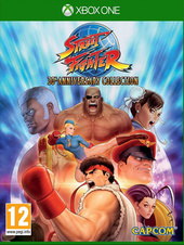 Street Fighter 30th Anniversary Collection (XOne)