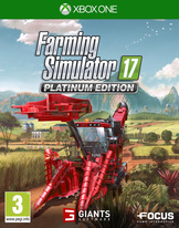 Farming Simulator 17 - Platinum Edition (XOne)