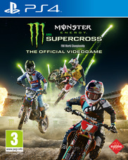 Monster Energy Supercross – The Official Videogame (PS4)