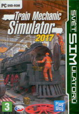 Train Mechanic Simulator 2017 (PC)