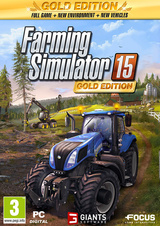Farming Simulator 2015 GOLD EN (PC)