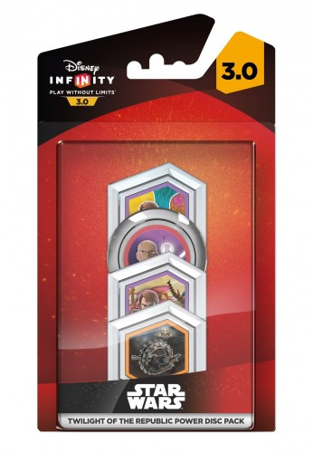 Disney Infinity 3.0: Star Wars: herní mince Twilight of the Republic OEM