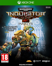 Warhammer 40,000: Inquisitor - Martyr (XOne)
