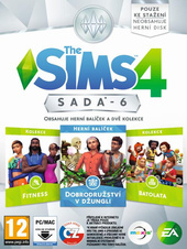 The Sims 4 Bundle Pack 6 (PC)