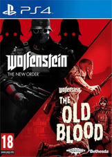 Wolfenstein: The New Order + The Old Blood (PS4)