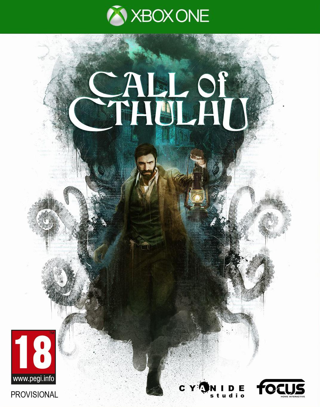 Call of Cthulhu (XOne)