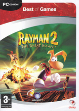 Rayman 2 Great Escape (PC)