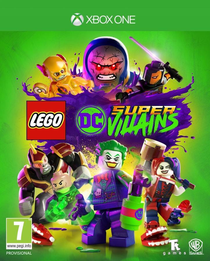 LEGO DC Super-Villans (XOne)