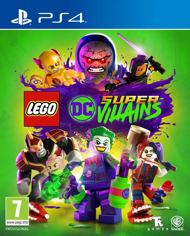 LEGO DC Super-Villans (PS4)
