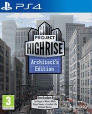 Project Highrise: Architects Edition (PS4)