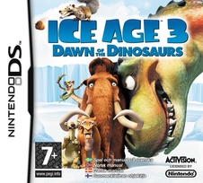 Ice Age 3: Dawn of the Dinosaurs (NDS)