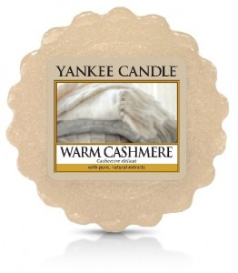 Yankee candle Yankee Candle Warm Cashmere Vosk do aromalampy 22g