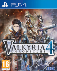 Valkyria Chronicles 4 Launch Edition (PS4)
