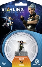 UbiSoft Figurka Starlink: Battle for Atlas - Razor Lemay Pilot Pack