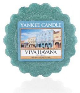 Yankee candle Yankee Candle Viva Havana Vosk do aromalampy 22g