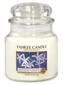 Yankee candle Yankee Candle Midnight Jasmine svíčka 411g
