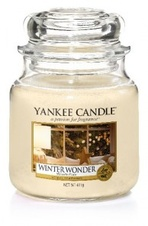 Yankee Candle Winter Wonder svíčka 411g