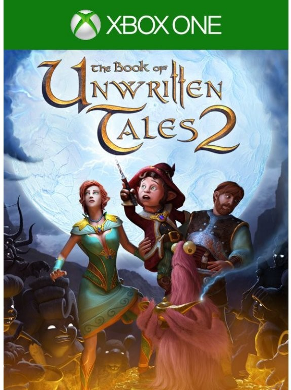 ostatní The Book of Unwritten Tales 2 (XOne)