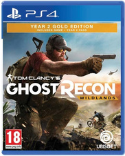 Tom Clancys Ghost Recon: Wildlands Gold Edition Y2 (PS4)