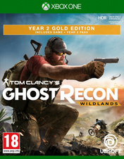 Tom Clancys Ghost Recon: Wildlands Gold Edition Y2 (XOne)