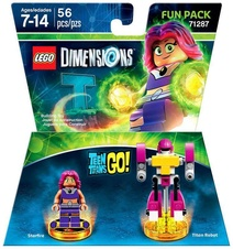 LEGO Dimensions Teen Titans GO! Fun Pack (71287)