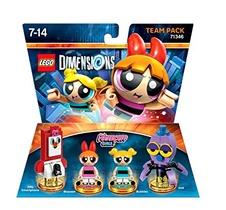 LEGO Dimensions The PowerPuff Girls Team Pack (71346)